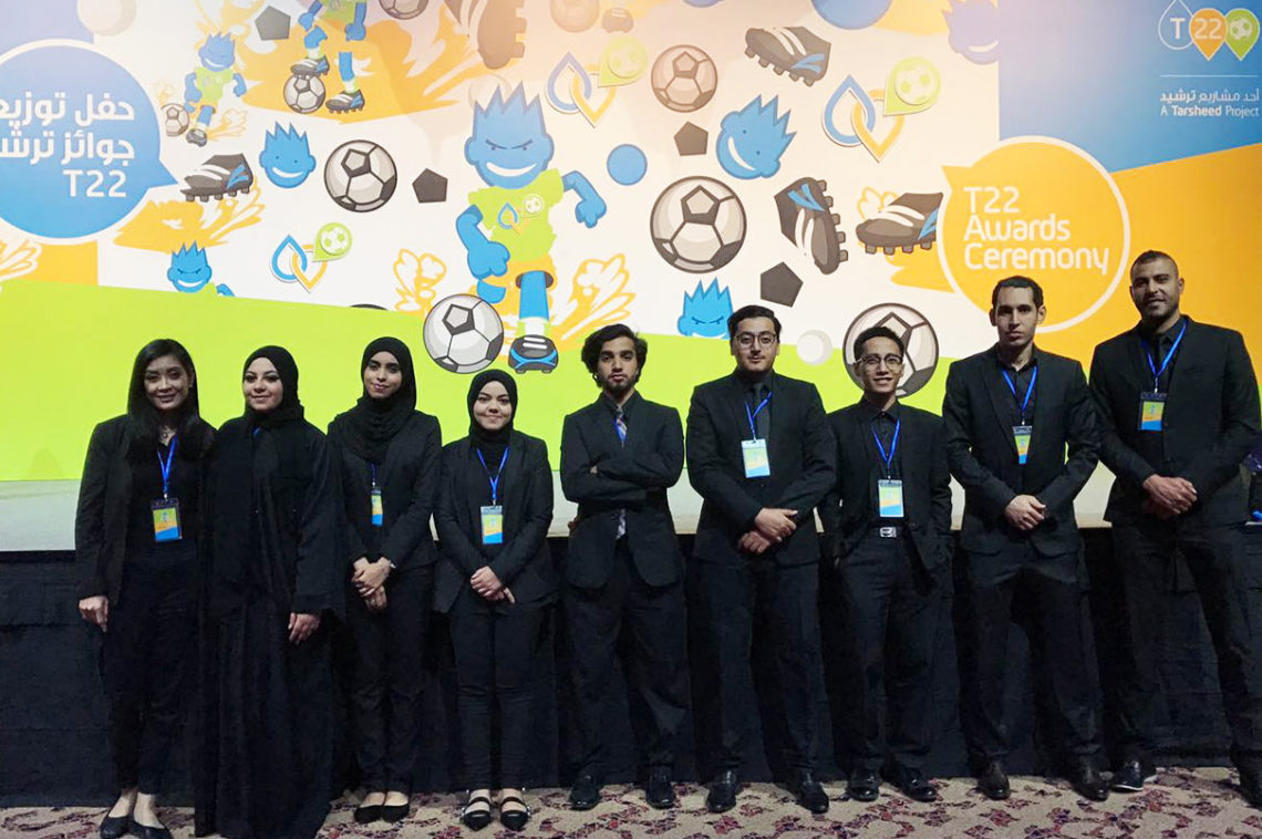 Showforce provide event staff to The Planners Department for QNCC event