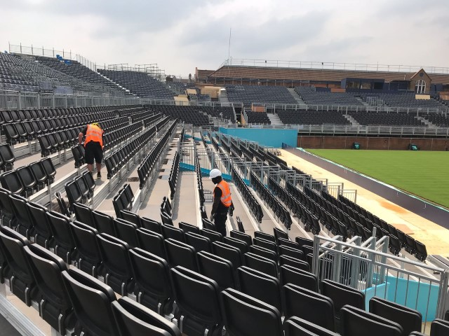 651ba0519f3 Showforce supports Arena Seating with Fever Tree Championships ...